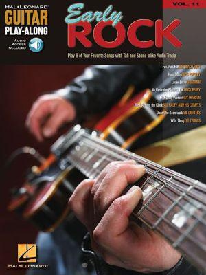 Early Rock Guitar Play-Along - Hal Leonard Corp.