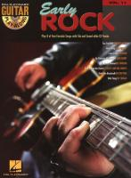 Early Rock: Guitar Play-Along Volume 11