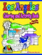 Los Angeles Coloring & Activity Book