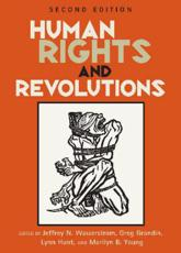 Human Rights and Revolutions - Jeffrey N Wasserstrom