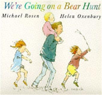 Big Book: We're Going on a Bear Hunt, Big Book - Winner of the 1989 Nestle Smarties Book Prize and Deutscher Jugendliteraturpreis 1987 - Rosen, Michael / Oxenbury, Helen