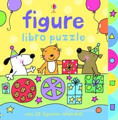 Forme. Libro puzzle - Lamb Stacey