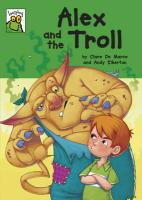 Alex and the Troll. Clare de Marco