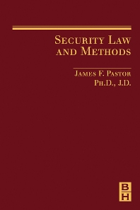 Security Law and Methods