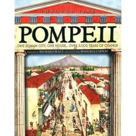 Pompeii: A Great Roman City, A Spectacular House... And The Events That Shook Them Both - Richard Platt