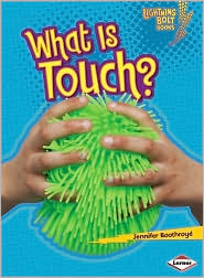 What Is Touch? - Jennifer Boothroyd