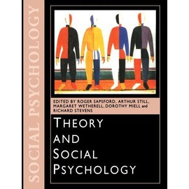 Theory And Social Psychology - Sapsford R.J.