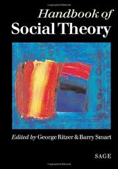 Handbook of Social Theory - Ritzer, George / Smart, Barry