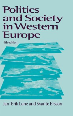 Politics and Society in Western Europe - Lane, Jan-Erik / Ersson, Svante