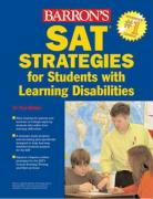 Barron's SAT Strategies for Students with Learning Disabilities