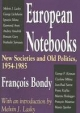 European Notebooks - Francois Bondy