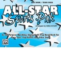 All-Star Sports Pak (an All-Purpose Marching/Basketball/Pep Band Book for T: Bass Drum/Tenor Drum
