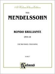Rondo Brillante - Felix Mendelssohn