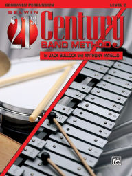 Belwin 21st Century Band Method, Level 2: Combined Percussion - Jack Bullock