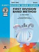First Division Band Method: Drums