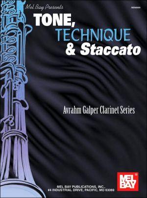 Tone, Technique and Staccato - Avrahm Galper