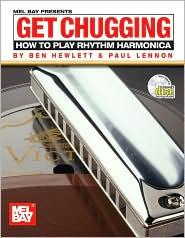 Get Chugging: How to Play Rhythm Harmonica Book/CD Set