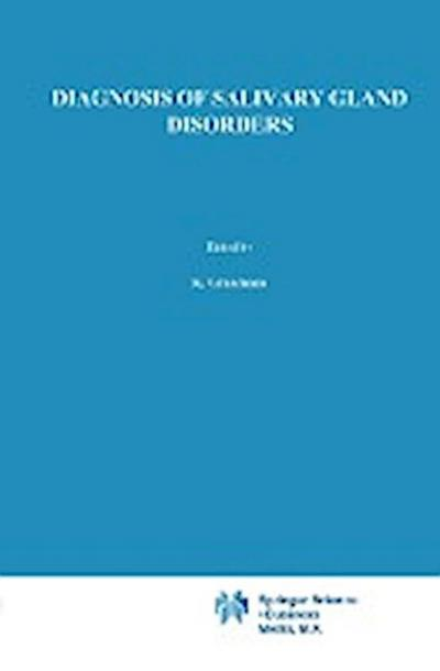Diagnosis of salivary gland disorders - Hans Bakker