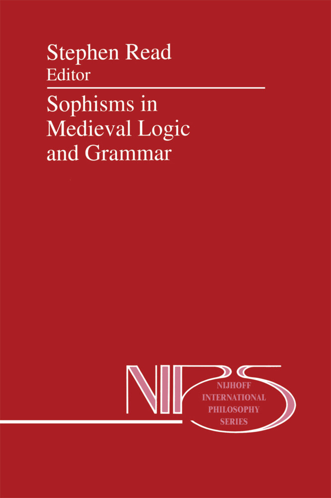 Sophisms in Medieval Logic and Grammar als Buch von