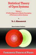 Statistical Theory of Open Systems