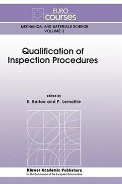 Qualification of Inspection Procedures - Lemaitre, Philippe
