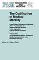 The Codification of Medical Morality - Robert Baker