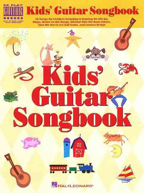 Kids' Guitar Songbook - Hal Leonard Publishing Corporation