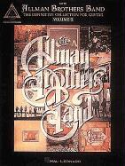 The Allman Brothers Band - The Definitive Collection for Guitar - Volume 2