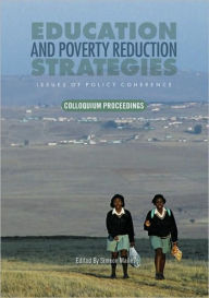 Education and Poverty Reduction Strategies: Issues of Policy Coherence - Simeon Maile