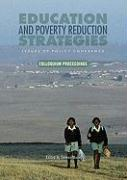Education and Poverty Reduction Strategies: Issues of Policy Coherence