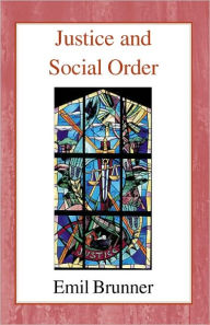 Justice and Social Order - Mary Hottinger