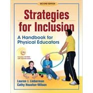 Strategies for Inclusion: A Handbook for Physical Educators - 2E - Lieberman, Lauren