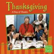 Thanksgiving: A Day of Thanks