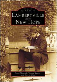 Lambertville and New Hope (Images of America (Arcadia Publishing))