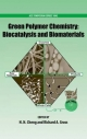 Green Polymer Chemistry: Biocatalysis and Biomaterials - H. Cheng; Richard Gross