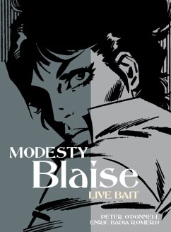 Modesty Blaise - Live Bait - O'Donnell, Peter