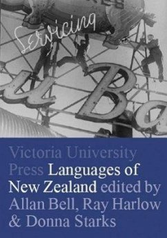Languages of New Zealand - Herausgeber: Bell, Allan Starks, Donna Harlow, Ray