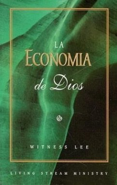 La Economia de Dios = Economy of God - Lee, Witness