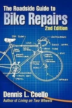 The Roadside Guide to Bike Repairs - Second Edition - Coello, Dennis