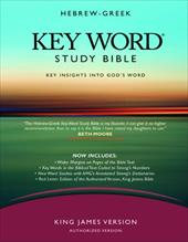 Hebrew-Greek Key Word Study Bible-KJV - Zodhiates, Spiros