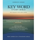 Hebrew-Greek Key Word Study Bible-NASB - Dr Spiros Zodhiates