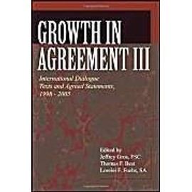 Growth in Agreement III