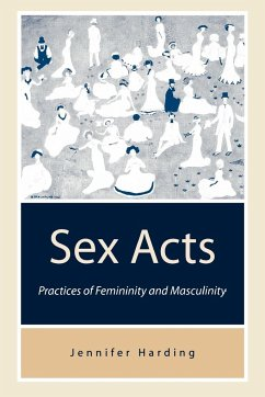 Sex Acts - Harding, Jennifer
