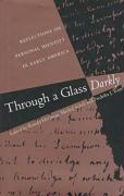 Through a Glass Darkly: Reflections on Personal Identity in Early America