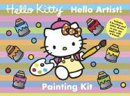 Hello Kitty Hello Artist! Painting Kit
