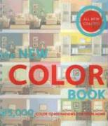 The New Color Book: 45,000 Color Combinations for Your Home
