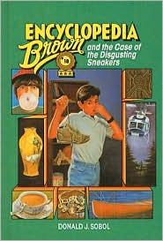 Encyclopedia Brown and the Case of the Disgusting Sneakers (Encyclopedia Brown Series #18) - Donald J. Sobol, Gail Owens (Illustrator)