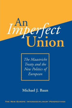 An Imperfect Union - Michael J Baun, Stanley Hoffman (Editor)