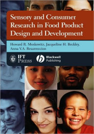 Sensory and Consumer Research in Food Product Design and Development - Howard R. Moskowitz