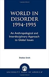 World in Disorder1994-1995
